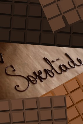 Mīlestības un kaisles simbols – šokolāde.